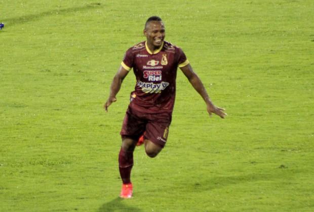 Jaminton Campaz hizo 20 goles de Tolima/ Vizzorimage
