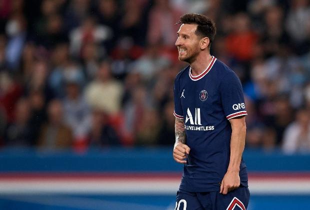 Debut de Messi de local / Foto AFP