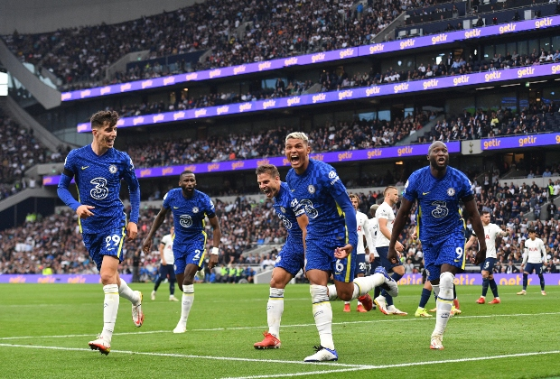 Chelsea se impuso con goleada / AFP