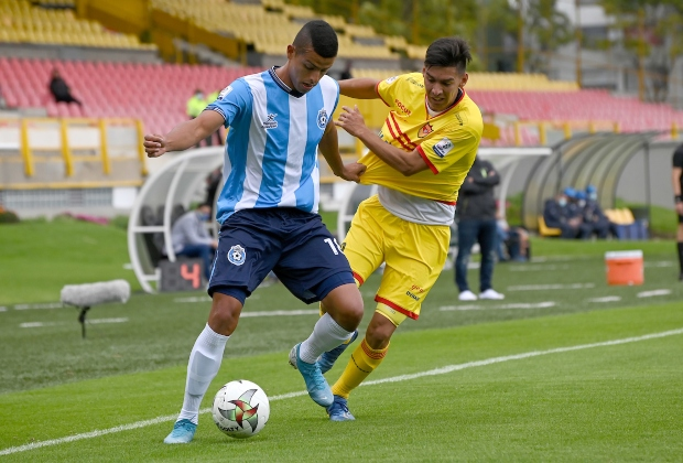 Bogotá y Real Santander empataron a un gol | Foto: VizzorImage / Samuel Norato