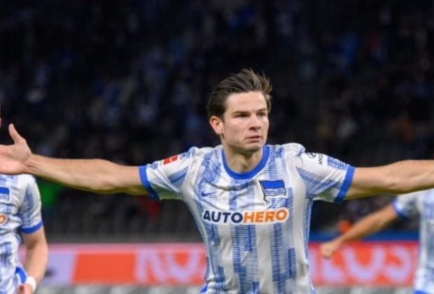 Hertha tiene 6 puntos en la Bundesliga/ AFP
