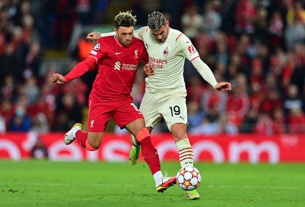 Liverpool 3-2 Milán / Foto AFP