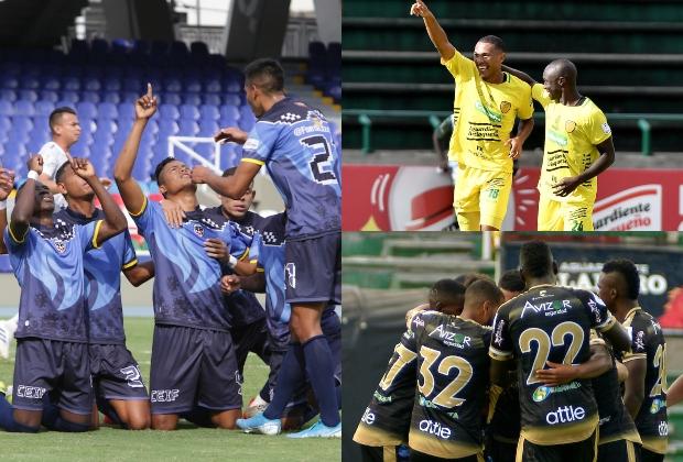 Fortaleza es líder del Torneo con 20 puntos. / Fotos: VizzorImage