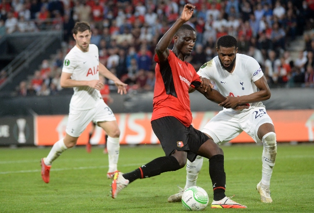 Tottenham igualó 2-2 en Europa League / Foto AFP