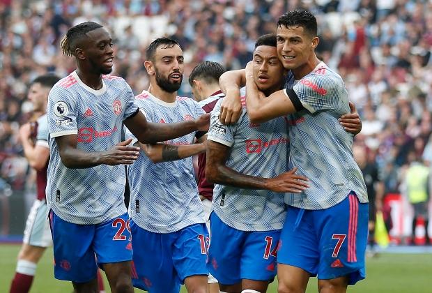 Lingard marcó el gol del triunfo / AFP