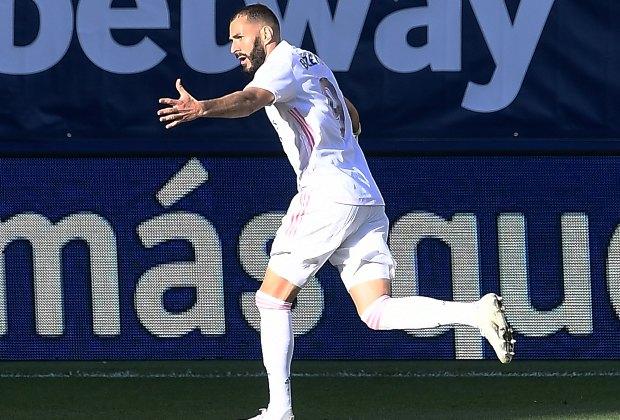 LaLiga | Real Madrid derrotó a Levante y asumió el liderato
