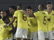 Cuadrado marcó el gol del empate/ AFP