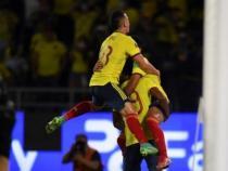 Celebración de Colombia/ AFP