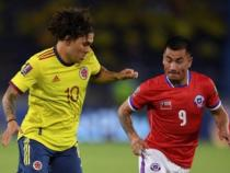 Juan Fernando Quintero tuvo un buen partido/ AFP