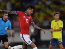 Chile mejoró en el segundo tiempo/ AFP