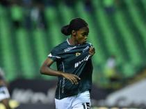Linda Caicedo marcó doblete en la final de la Liga Femenina 2021. / Foto: VizzorImage - Gabriel Aponte