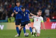 Italia 1-1 Inglaterra / Foto AFP