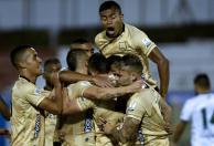 Águilas Doradas ganó 3-0 contra Bucaramanga