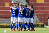 Millonarios gana de visita 3-4 contra Bucaramanga