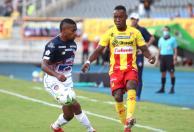 Pereira y Junior empatan 1-1