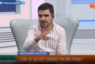 Cadavid sobre Osorio en el clásico
