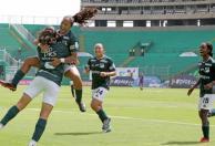 Cali, primer finalista de la Liga Femenina 2021. / Foto: VizzorImage - Samir Rojas