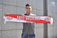Falcao es presentado en Rayo Vallecano / Foto Rayo Vallecano