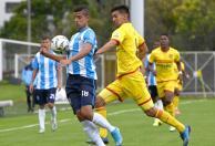 Bogotá y Real Santander firmaron el empate / VizzorImage