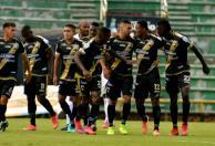 Llaneros venció 1-0 a Boca Juniors por el Torneo BetPlay. Foto: VizzorImage / Juan Herrera