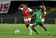 Santa Fe vs. Nacional por Liga Femenina - VizzorImage / Luis Ramirez