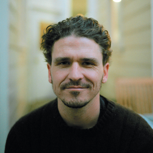 photo of Dave Eggers