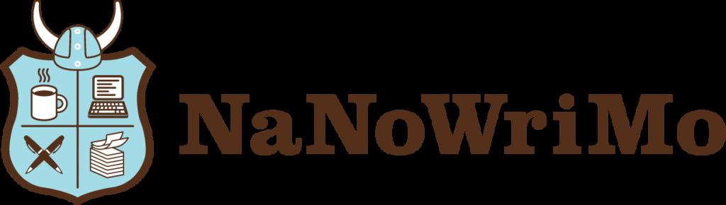 NaNoWriMo Logo, courtesy NaNoWriMo