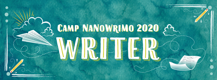 Camp NaNoWriMo FB Cover
