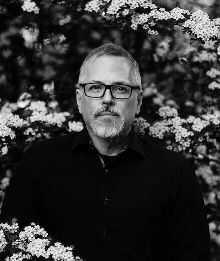 photo of Jeff Vandermeer