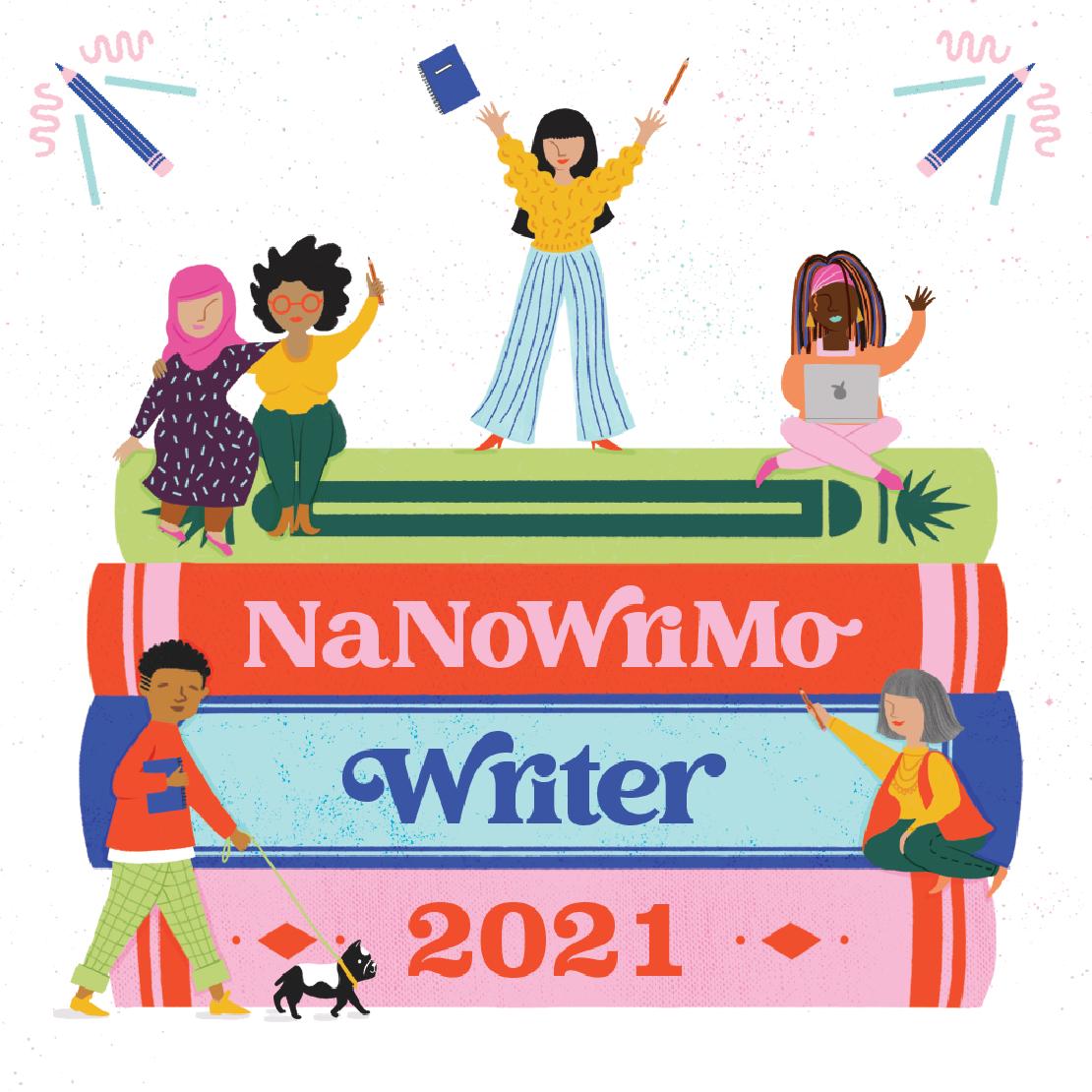 NaNoWriMo Profile Photo