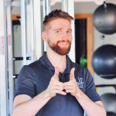 Rob Wilkie Semi-Private Exercise Coach