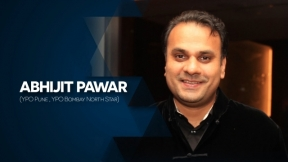 2015 Global Impact Legacy Award - Abhjit Pawar