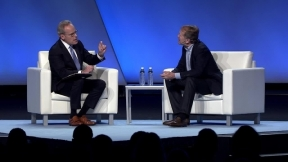 2017 YPO EDGE - Fireside Chat with John Chambers and Tyler Mathisen