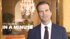 YPO Global in a Minute, Episode 9