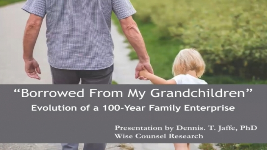 GCC: Resilience of a 100-Year Family Enterprise: Discover What Guides the Journey Across Generations