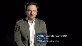YPO Mentoring Testimonial - Angel Garcia-Cordero
