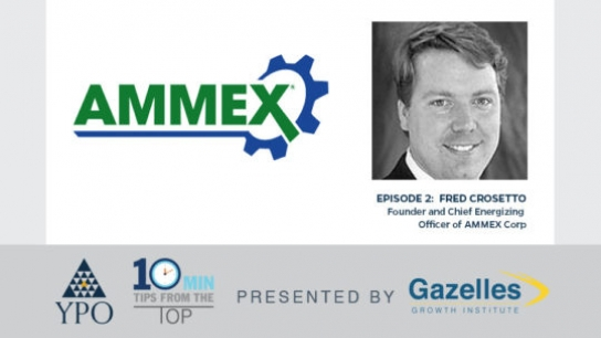Episode 1: Fred Crosetto (AMMEX Corp), Shanghai, China