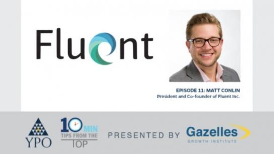 Episode 11: Matt Conlin (Fluent), New York, NY, USA