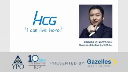 Episode 15: Scott Chiu (HCG Co.), Shanghai, China