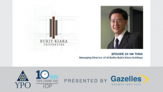 Episode 19: NK Tong (Al Batha Bukit Kiara Holdings), Kuala Lumpur, Malaysia