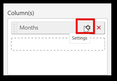 Click Settings option