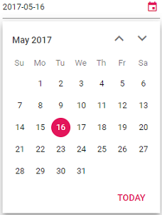 datepicker format