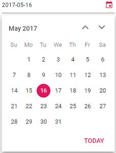 datepicker format