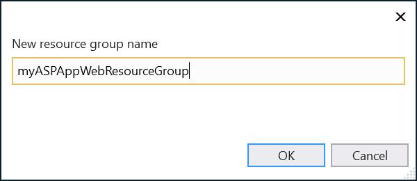 Create a resource group