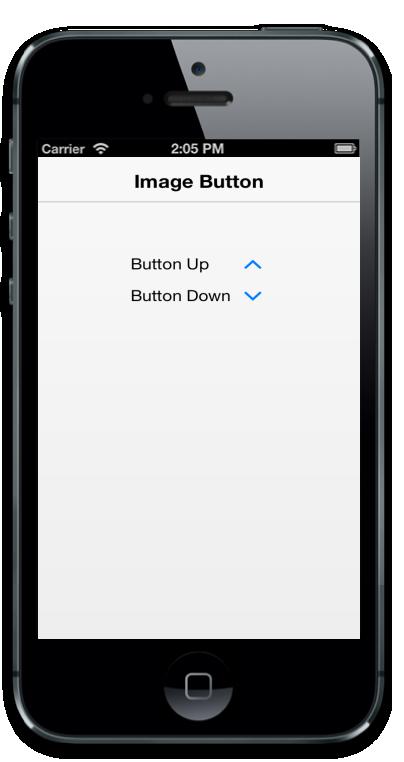 Mobile image button