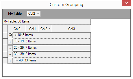 Show custom grouping in GridGroupingControl