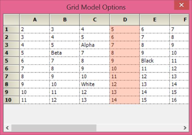 Show the alpha blend selection color
