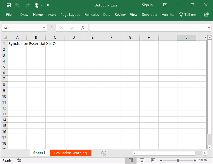 Write Data to Existing Excel File