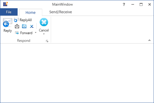 Set image size for WPF Ribbon control