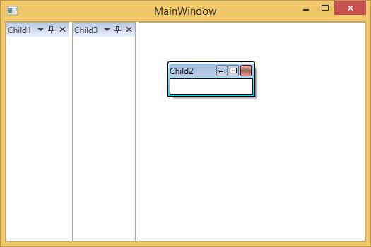 WPF DockingManager displays close button of MDI Window